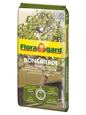 Floragard Bonsaierde 5 Liter