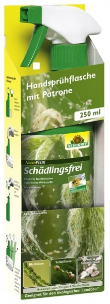 Neem Plus Schädlingsfrei (250ml)