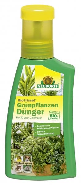 BioTrissol Plus GrünpflanzenDünger (250 ml)