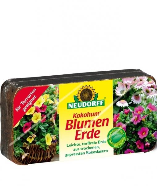 Kokohum BlumenErde (7 Liter)