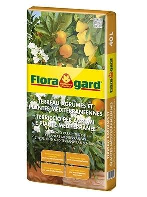 Floragard Zitrus- und Mediterranpflanzerde