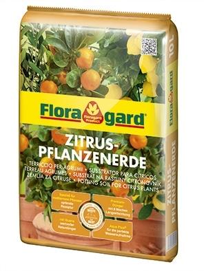 Floragard Zitrus- und Mediterranpflanzerde 10 Liter