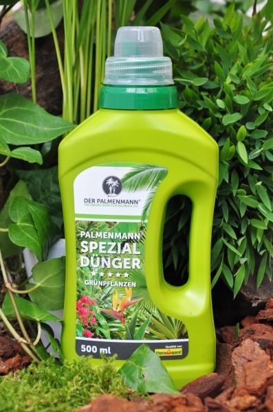 Palmenmann Spezialdünger für Grünpflanzen